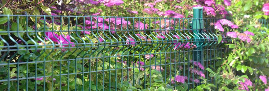 choisir la clôture grillage pour votre propriété