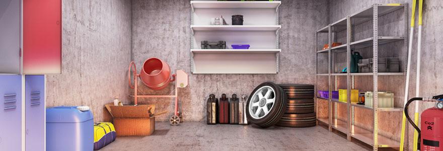 Organiser votre garage et optimiser son espace